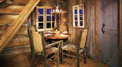 Rustic Interior Decor Cabin Design