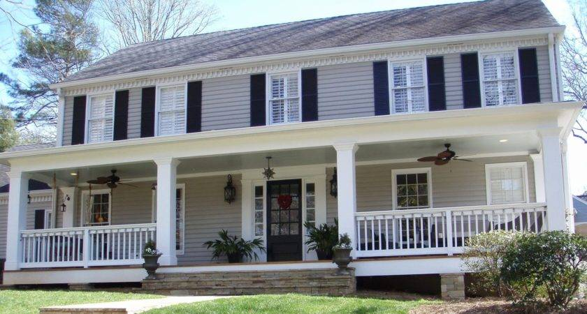 Saltbox House Plans Inspirational Front Porch Addition