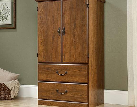 Sauder Orchard Hills Armoire Furniture