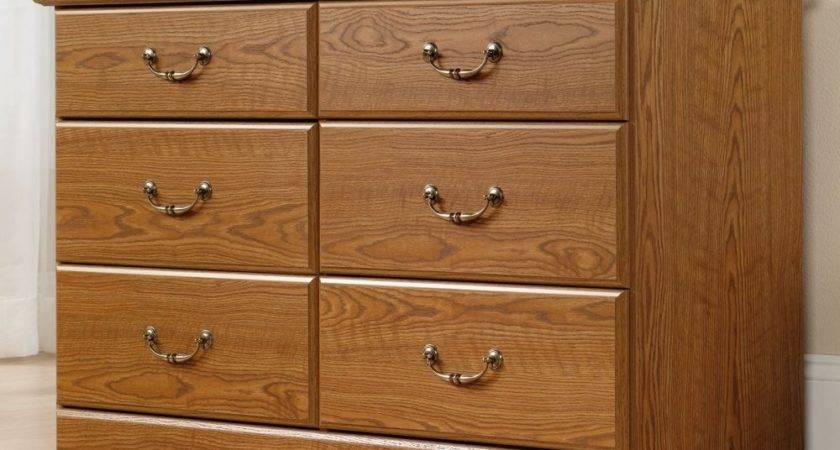 Sauder Orchard Hills Drawer Dresser