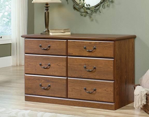 Sauder Orchard Hills Dresser Furniture
