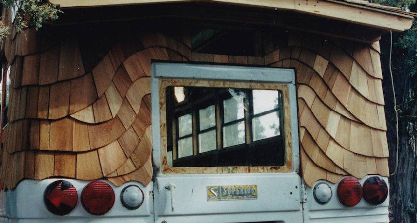School Bus Home Tiny House Swoon
