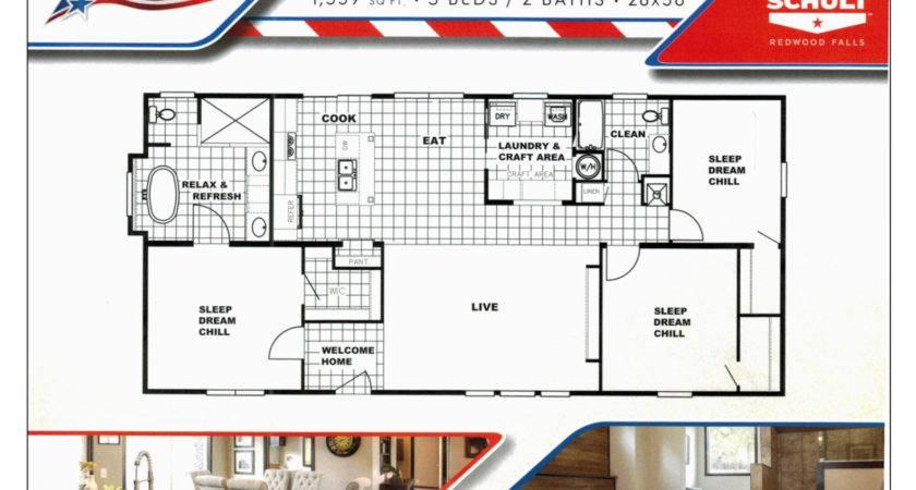 Schult Patriot Manufactured Home Excelsior Homes