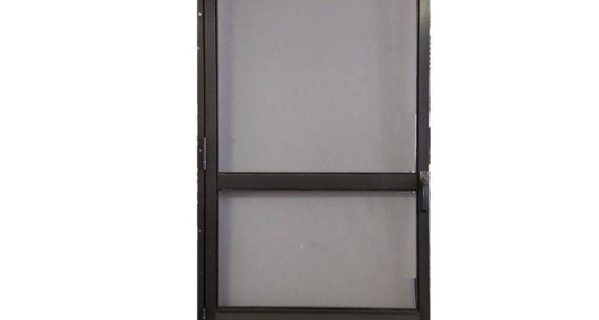 Screen Door Bronze Tri County Mobile Home Supplies