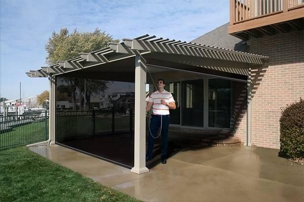 Screen Enclosures Enjoy Comfortable Outdoor Environment