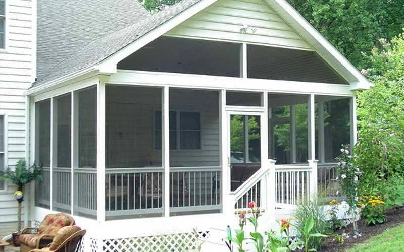 Screen Porch Plans Joy Studio Design Best