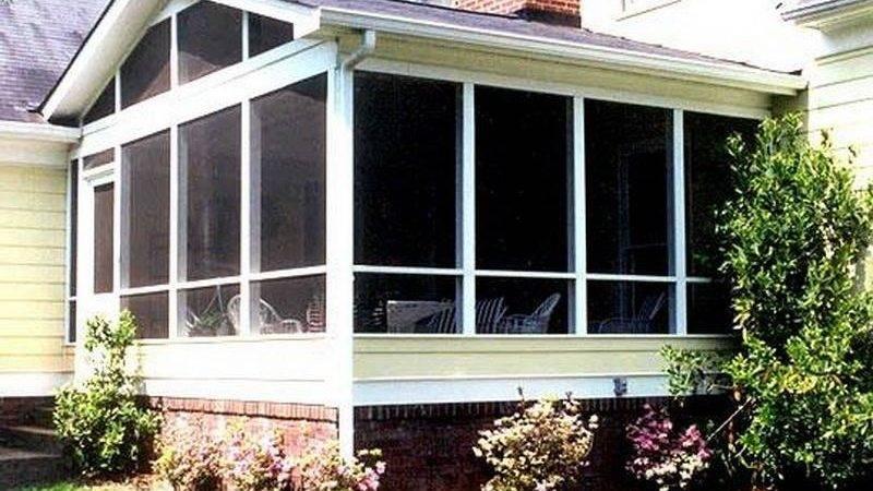 Screened Porch Decorating Ideas Home Interior Design