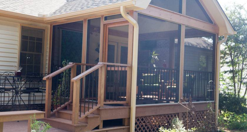 Screened Porch Ideas Cost Guide