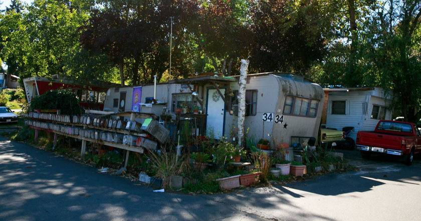 Seattle Trailer Park Closure Another Blow Affordable