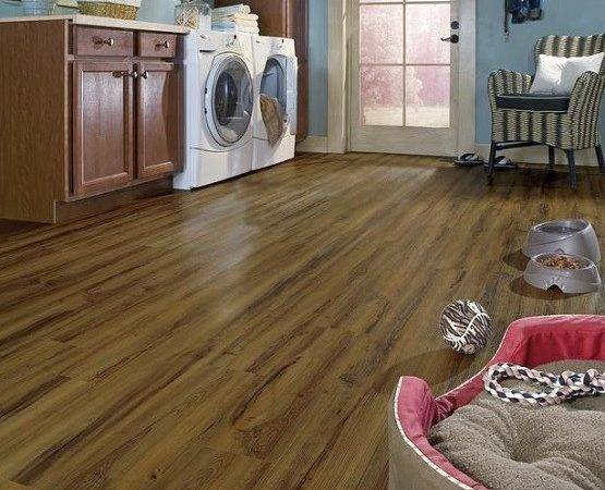 Selecting Best Flooring Laundry Room