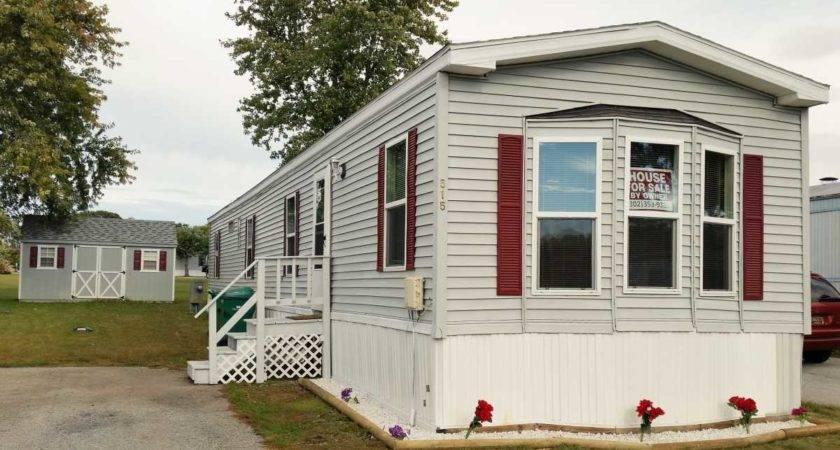 Senior Retirement Living Holly Park Mobile Home