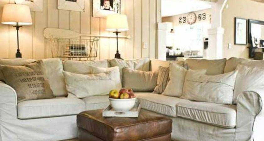 Shabby Chic Living Room Design Ideas Interior