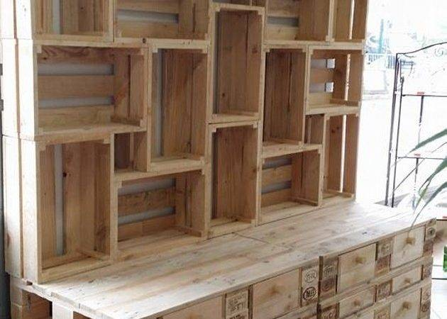 Shipping Pallet Woodworking Ideas Wood
