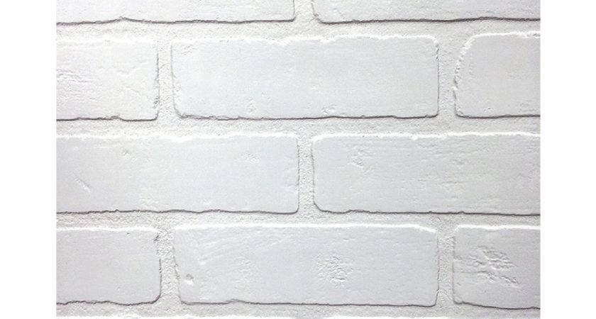 Shop Embossed Paintable Brick Hardboard