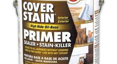 Shop Zinsser Cover Stain High Hiding Primer Actual