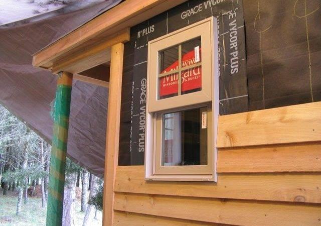 Should Cedar Green Treated Posts Home