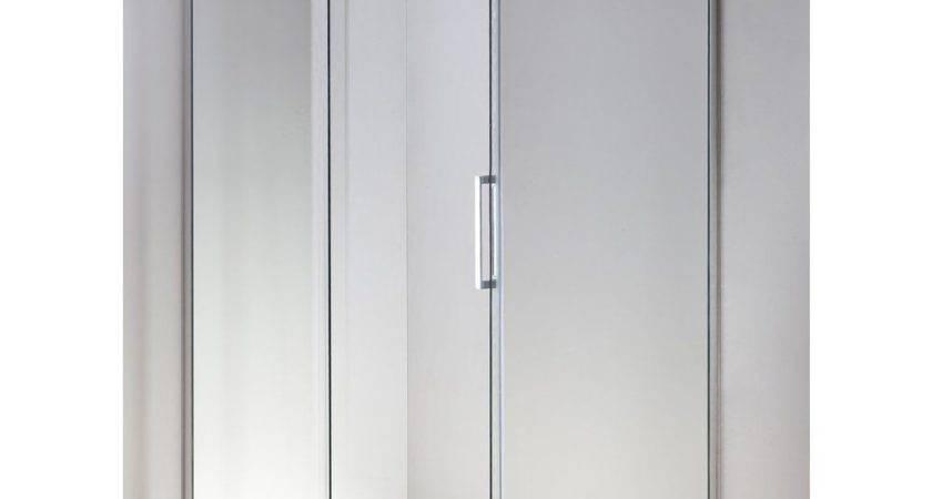 Shower Screen Frameless Glass Sliding Door