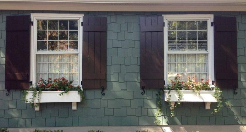 Shutter Ideas Home Shutters Exterior Paint