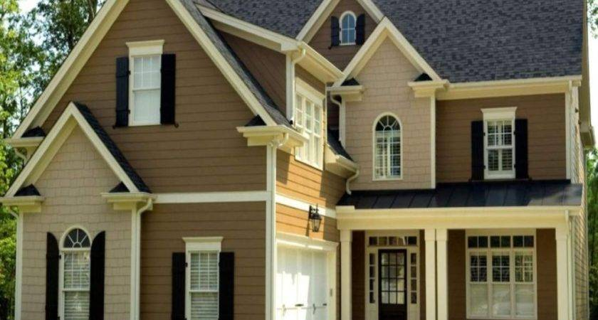 Siding Color Combinations Cheapest Types House