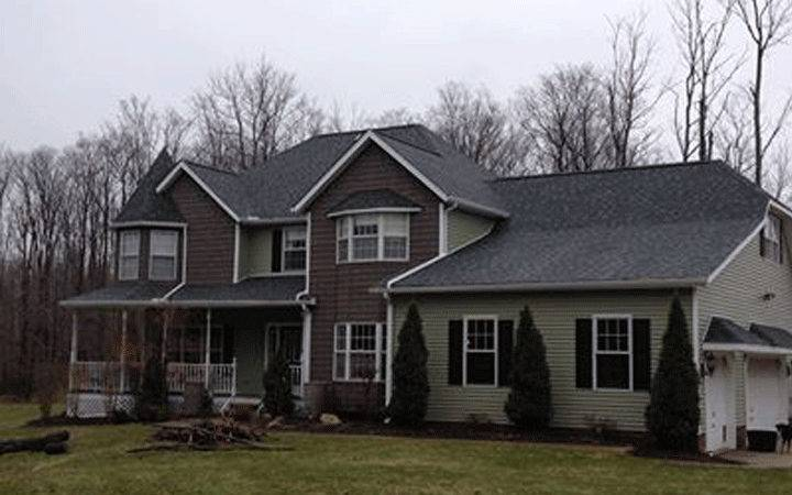 Siding Contractors Willoughby Ohio Rjk Construction
