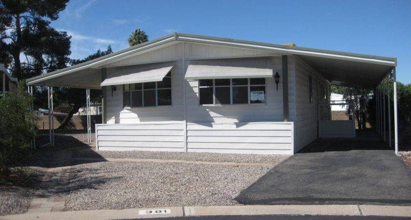 Silvercrest Lot Desert Pueblo Mobile Homes
