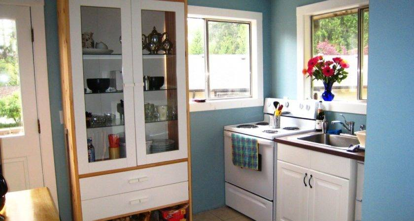 Simple Effective Ideas Painted Small Kitchens