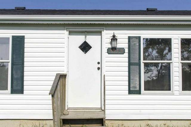 Simple Mobile Home Storm Doors