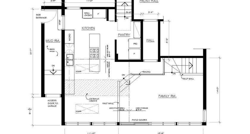 Simple Room Addition Blueprints Placement Home Building