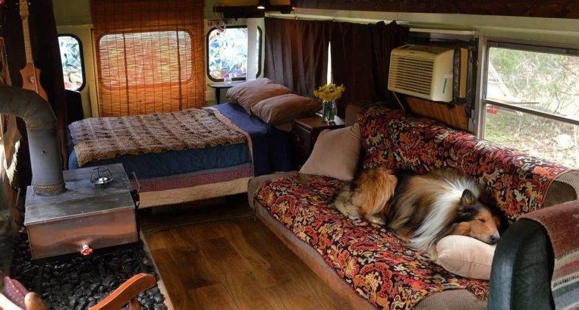 Simple Short Bus Conversion Inspiration Decoratoo