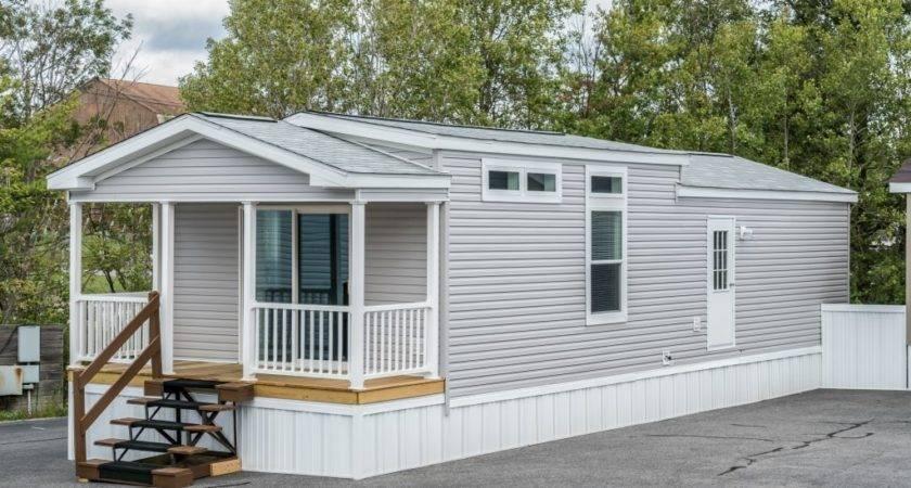 Single Wide Mobile Home Village Homes