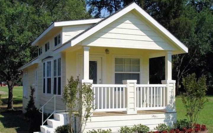 Single Wide Mobile Homes Front Porches