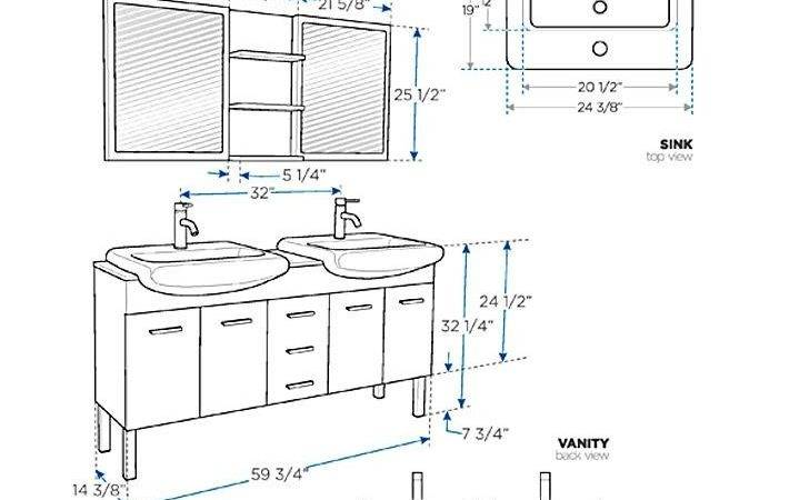 Sinks Standard Bathroom Sink Ideas
