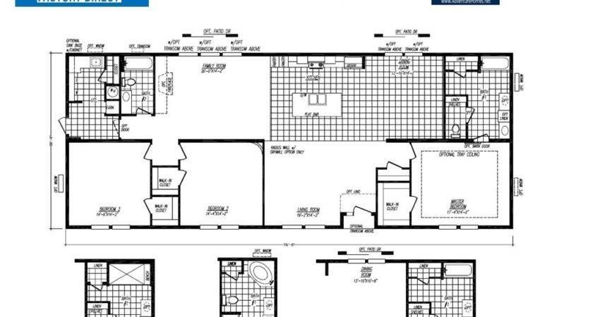Slide Cavalier Mobile Home Floor House