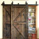 Sliding Barn Doors Ideas Rustic Feel Digsdigs
