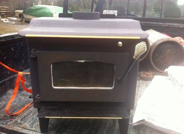 Small Airtight Woodstove Csa Approved Sooke Victoria