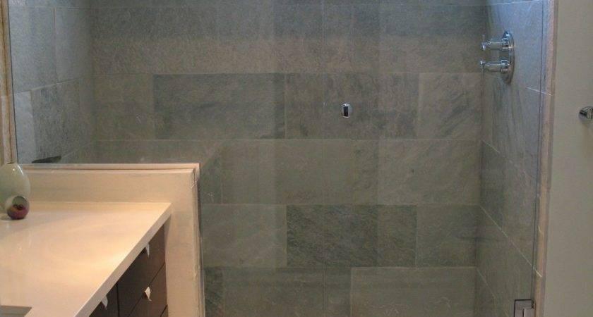 Small Bathroom Walk Shower Designs Home Design