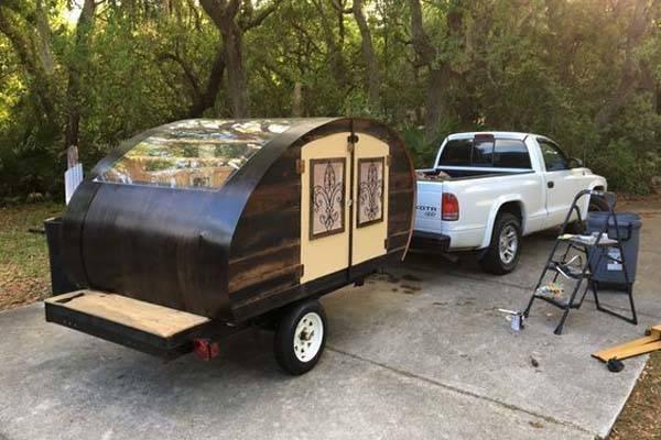 Small Homemade Campers Joy Studio Design Best