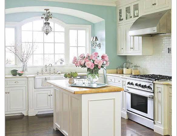 Small Kitchen Paint Ideas Interior Design
