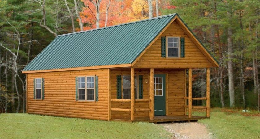 Small Log Cabin Modular Homes Cabins Virginia