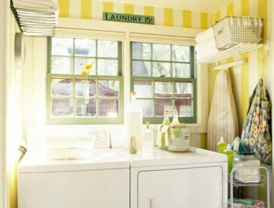 Small Spaces Laundry Room Ideas Simple Home Decoration