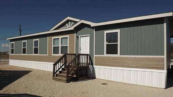 Solitaire Homes Manufactured Mobile Sale