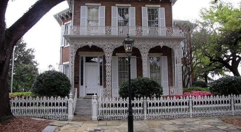 Southern Mansions Richards Dar Italianate Mansion