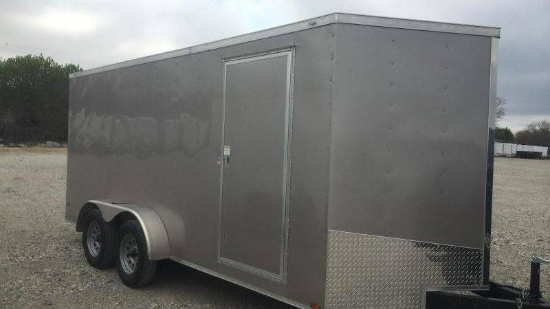 Spartan Cargo Enclosed Trailers Sale Redmond