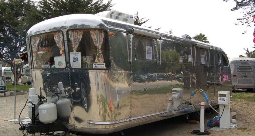 Spartan Travel Trailers Stayed One Once Long