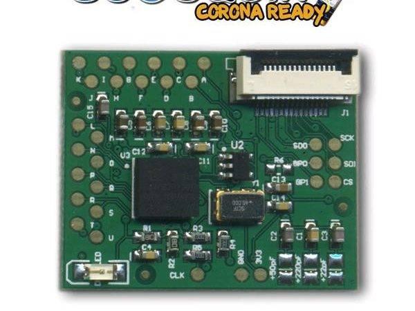 Squirt Micro Jtag Glitcher Bga Board
