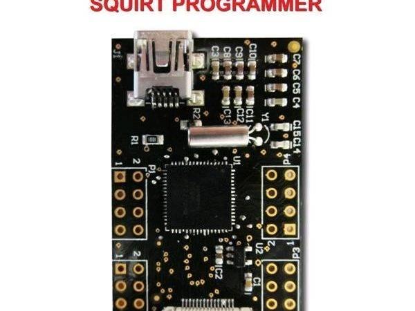 Squirt Slave Programmer