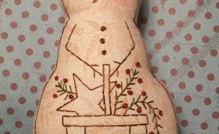 Sta Snowman Patterns Erna Pinterest Gubbe