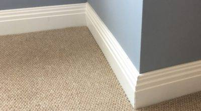 Stepped Skirting Board Quality Mdf