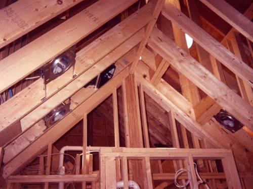 Stick Built Construction Vermont Country Builders