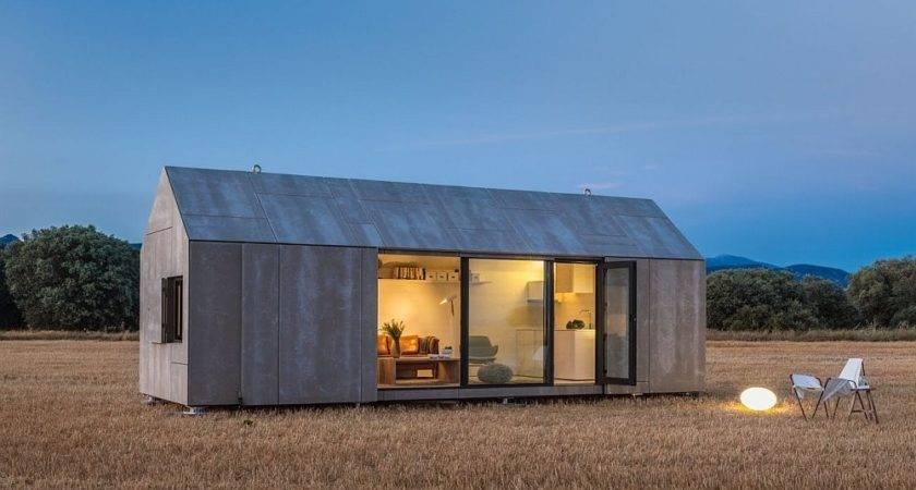 Stunning Modular Homes Put Eco Interior Decor